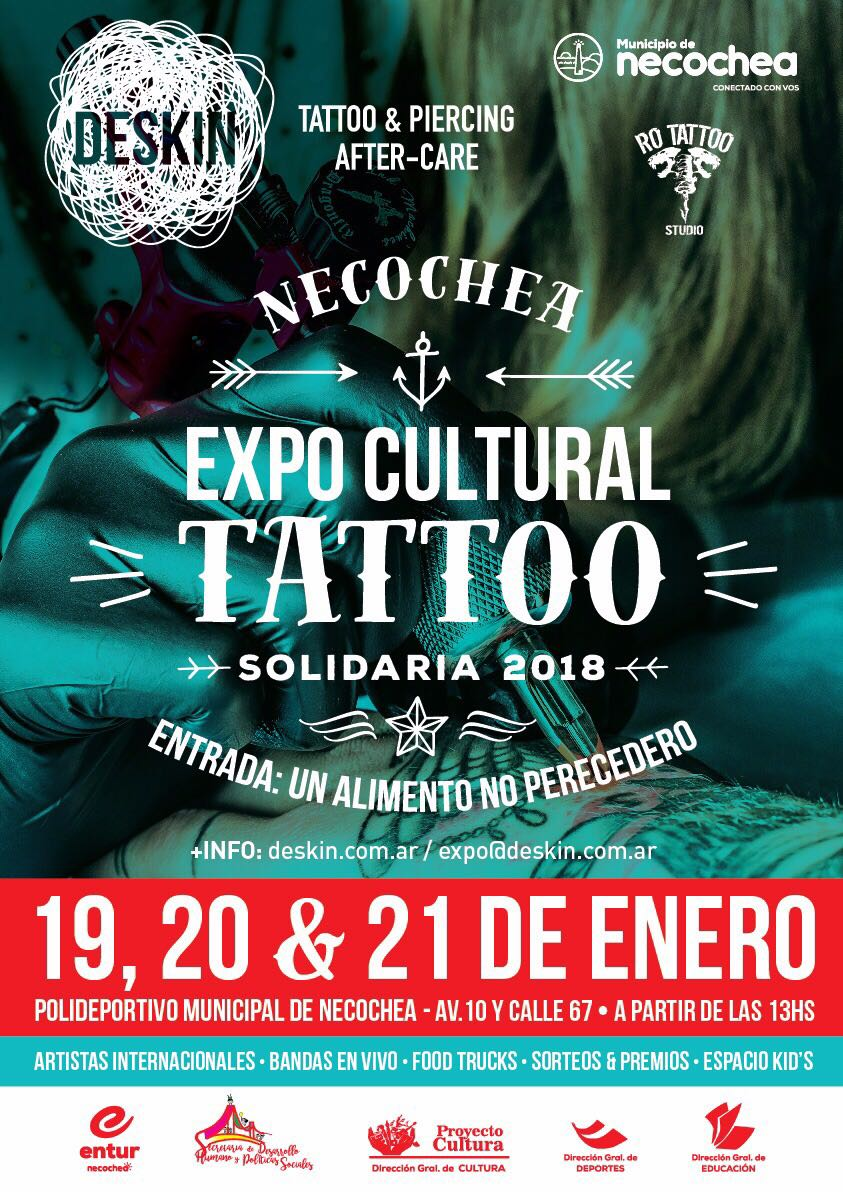 Expo Tatoo Necochea